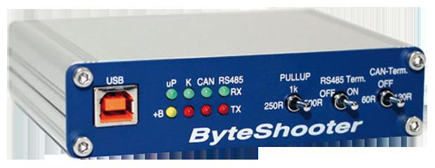 PROGRAMMIERGERÄTE byteshooter Chiptuning DIGA-TEC