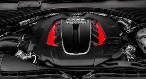 Audi RS6 Kennfeldoptimierung