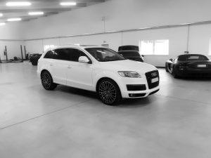 Kennfledoptimierung Audi Q7