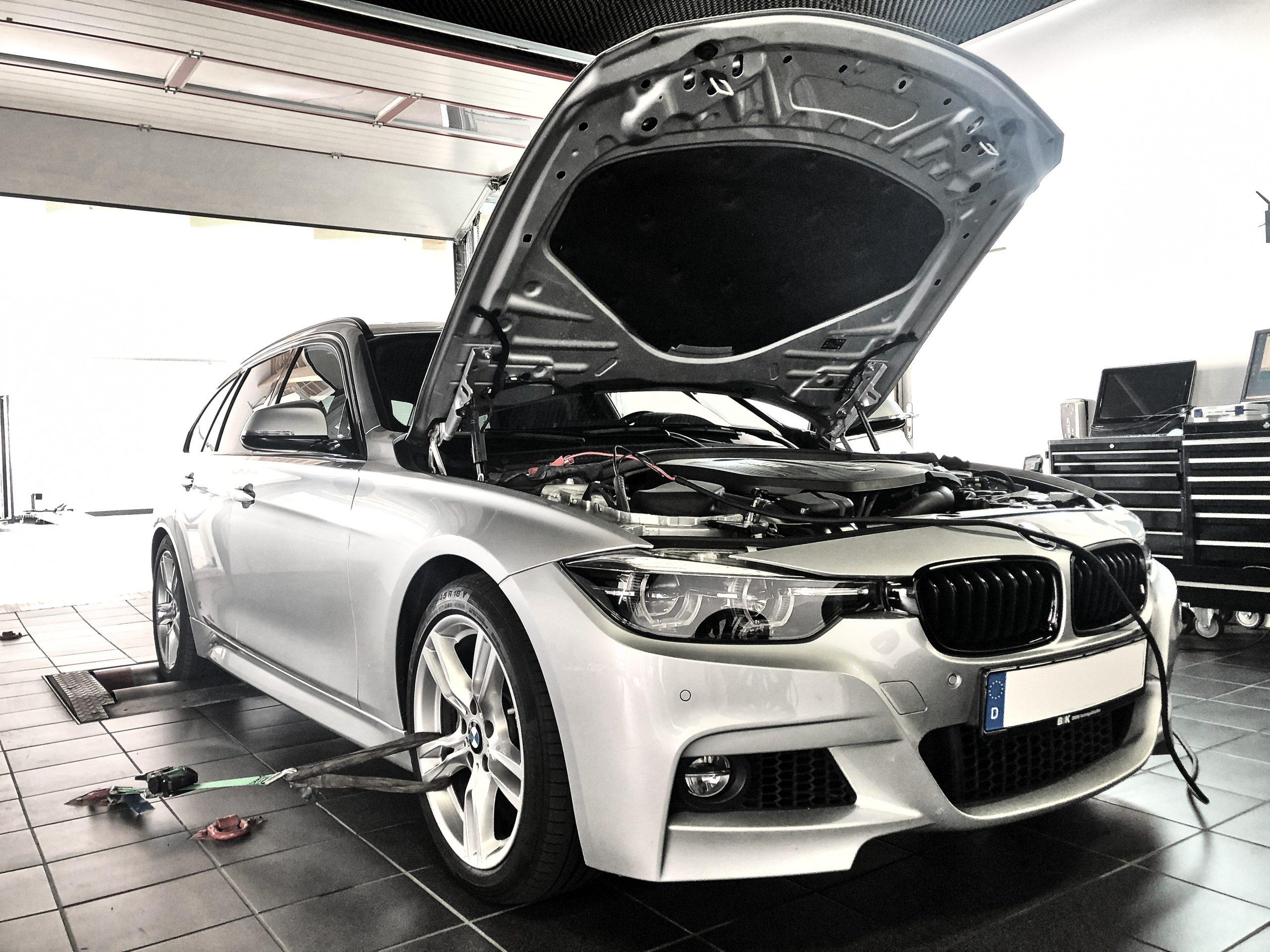 Chiptuning BMW 340i
