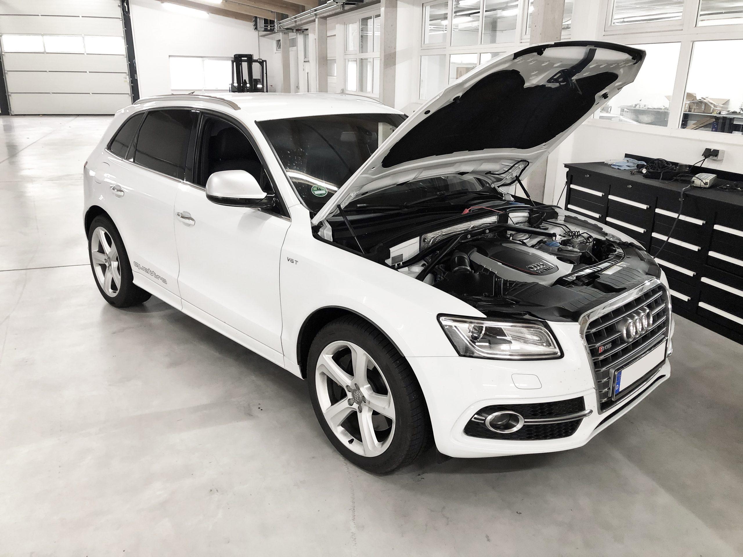 Chiptuning Audi SQ5 Diga-tec